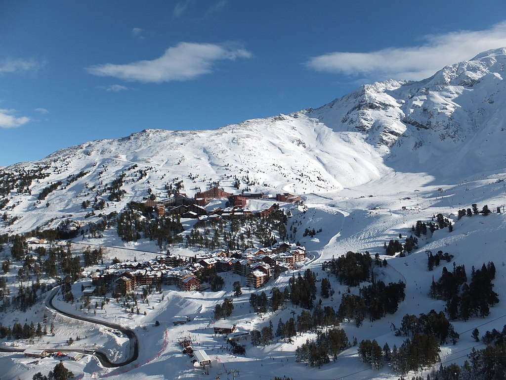Skiing in the French Alps – a wonderful winter treat!