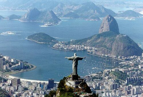 Best time to visit Brasil, Costa Rica and Peru?