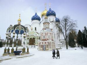 snow Russia