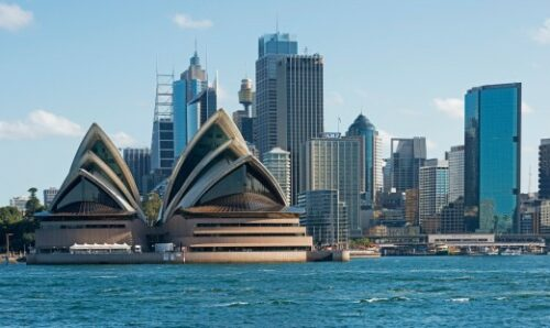 Best time to go in Australia