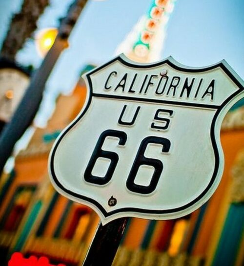5 best places to visit in California