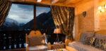 Winter or summer : a hotel in Chamonix
